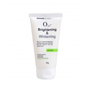 Buy O3+ Brightening & Whitening Face Wash - Nykaa