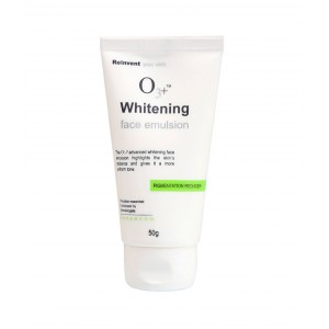 Buy O3+ Whitening Face Emulsion Brightening & Whitening Dermal Zone - Nykaa