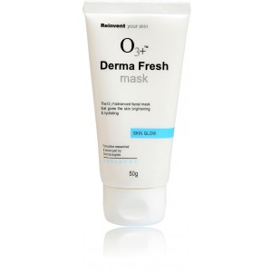 Buy O3+ Derma Fresh Mask - Nykaa