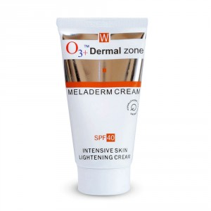 Buy O3+ Dermal Zone Meladerm Lightening Cream - Nykaa