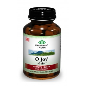 Buy Organic India O-Joy (30 Capsules) - Nykaa