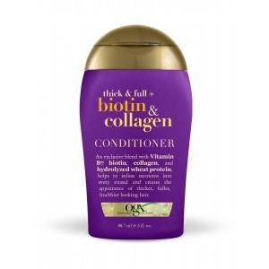 Buy Organix Thick & Full + Biotin & Collagen Conditioner - Nykaa