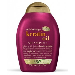 Buy Organix Anti-Breakage Keratin Oil Shampoo - Nykaa