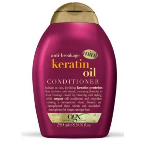 Buy Herbal Mini Organix Anti-Breakage Keratin Oil Conditioner - Nykaa