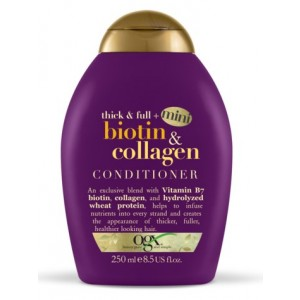 Buy Organix Thick & Full Biotin & Collagen Conditoner - Nykaa