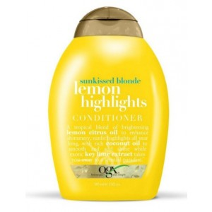 Buy Organix Sunkissed Blonde Lemon Highlights Conditioner - Nykaa