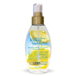 Buy Mini Organix Sunkissed Blonde Lemon Highlights Citrus Oil Mist - Nykaa