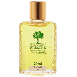 Buy Breathe Aromatherapy Orange Oil - 20ml - Nykaa