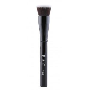 Buy PAC Dense Flat-Top Face Brush - 240 - Nykaa