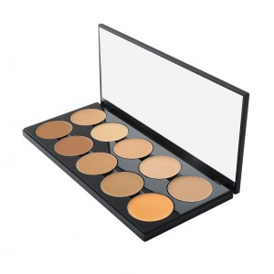 Buy PAC Studio Cream Hd Palette - 1 - Nykaa