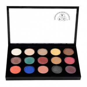 Buy PAC 15 Color Eyeshadow Palette - Nykaa