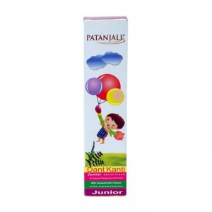 Buy Patanjali Dant Kanti Dental Cream Junior - Nykaa