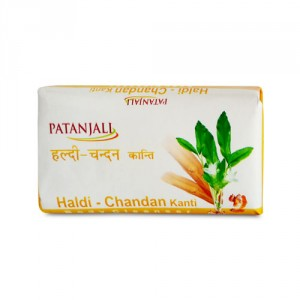Buy Patanjali Haldi Chandan Kanti Body Cleanser - Nykaa