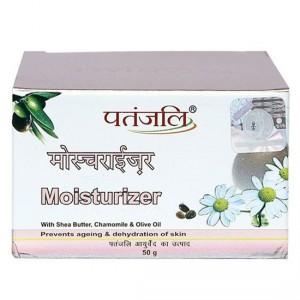Buy Patanjali Moisturizer Cream - Nykaa