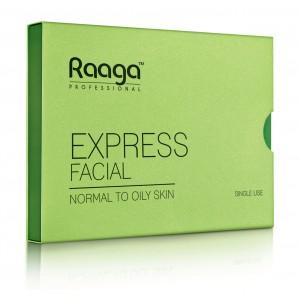 Buy Raaga Professional Express Facial Normal To Oily Skin - Nykaa