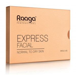 Buy Raaga Professional Express Facial Normal To Dry Skin - Nykaa