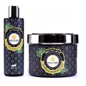 Buy Roots & Herbs Margosa Skin Healing Face Kit  - Nykaa