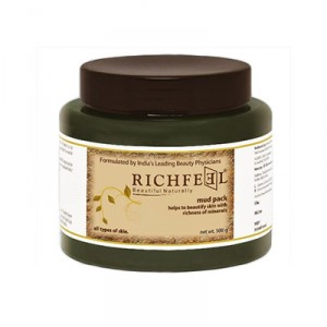 Buy Richfeel Mud Pack  - Nykaa