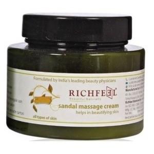 Buy Richfeel Sandal Massage Cream - Nykaa