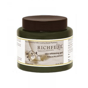 Buy Richfeel Skin Whitening Gel - Nykaa