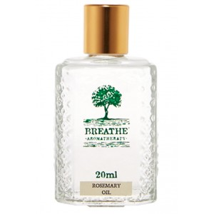 Buy Breathe Aromatherapy Rosemary Oil - Nykaa