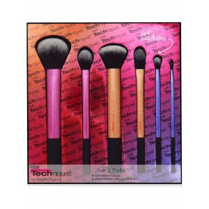 Buy Real Techniques 1415 Sam's Pick Makeup Brush Set (Pack of 6) - Nykaa