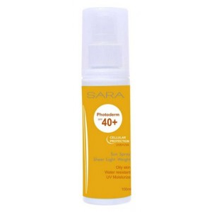 Buy Sara Photoderm SPF 40 Spray - Nykaa
