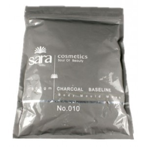 Buy Herbal Sara Charcoal Baseline Body Mould Mask - Nykaa