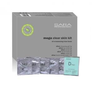 Buy Sara Silver Kit 65 g (Set of 6) - Nykaa