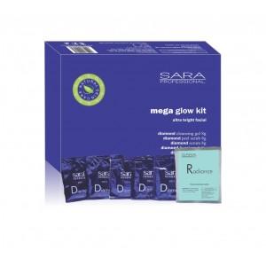 Buy Sara Diamond Kit 65 g (Set of 6) - Nykaa