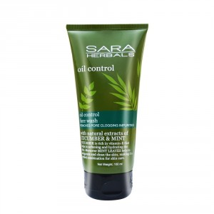 Buy Sara Oil Control Face Wash 100 ml - Nykaa
