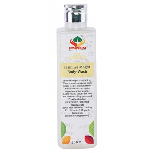 Buy Satveda Jasmine Mogra Body Wash - Nykaa