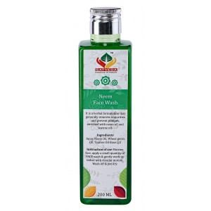 Buy Satveda Neem Face Wash - Nykaa