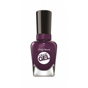 Buy Sally Hansen Miracle Gel - 520 Too Haute - Nykaa