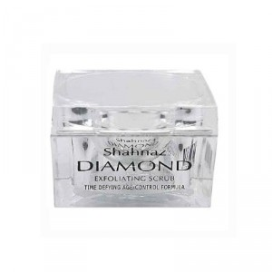 Buy Shahnaz Husain Diamond Exfoliating Scrub - Nykaa
