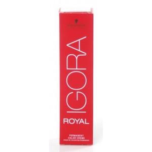 Buy Schwarzkopf Igora Royal 4-68 Medium Brown Auburn Red Hair Color - Nykaa