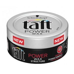 Buy Schwarzkopf Taft All Weather Power Wax - Nykaa