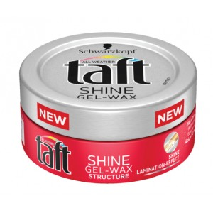 Buy Schwarzkopf Taft All Weather Shine Gel Wax - Nykaa