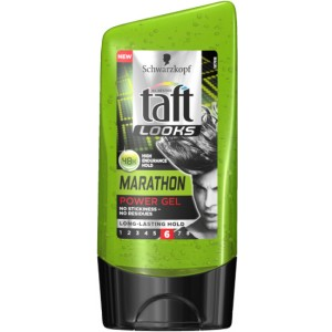Buy Schwarzkopf Taft All Weather Looks Marathon Power Gel Long Lasting Hold - Nykaa