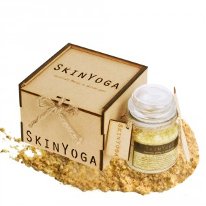 Buy SkinYoga Almond Orange Face Scrub   - Nykaa