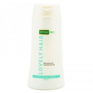 Buy Streax PRO Lovely Hair Deep Hydrating Shampoo  - Nykaa