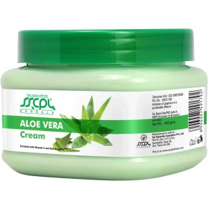 Buy SSCPL Herbals Aloevera Massage Cream - Nykaa