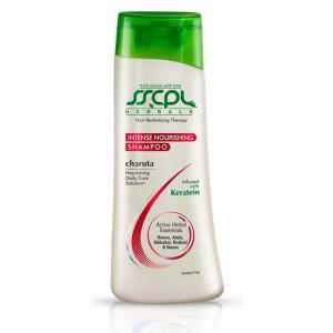 Buy SSCPL Herbals Charuta Intense Nourishing Shampoo - Nykaa