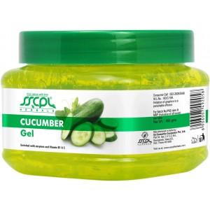 Buy Herbal SSCPL Herbals Cucumber Gel - Nykaa