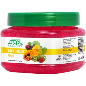 Buy SSCPL Herbals Mix Fruit Gel - Nykaa