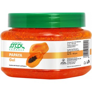 Buy SSCPL Herbals Papaya Gel - Nykaa