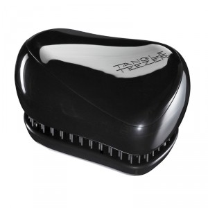 Buy Tangle Teezer Compact Styler Detangling Brush-Black - Nykaa