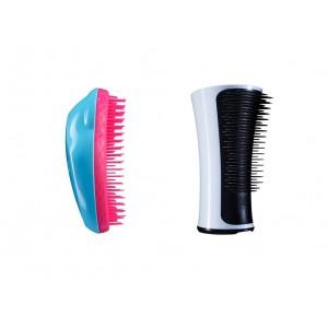 Buy Tangle Teezer Prep and Preen Essential Hair Care Kit-Set 4 - Nykaa