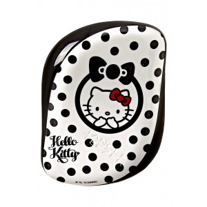 Buy Tangle Teezer Hello Kitty Collection Compact Styler Detangling Brush(Black & White) - Nykaa