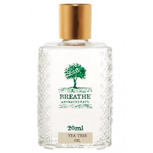 Buy Breathe Aromatherapy Tea Tree Oil - 20ml - Nykaa